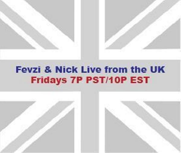 Fevzi & Nick From the UK Show – Talk Radio One